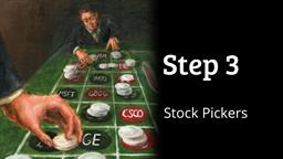 Index Funds: Step 3 Stock Pickers