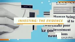 Investing: The Evidence